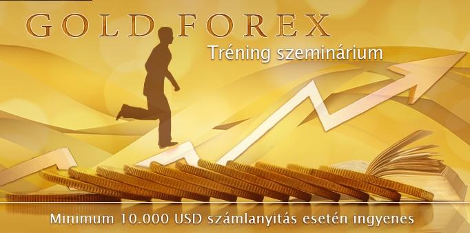 Gold forex trader